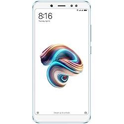 "Xiaomi Redmi Note 5 - Smartphone 5.99"" (Snapdragon Octa-core 636, internal memory 64 GB, 4 GB RAM, camera of 13 MP, Android) blue [Spanish version]"