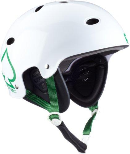 Pro tec Helm B2, Gloss White, XL (60-62 cm), 1131302 (Gloss Protec B2)