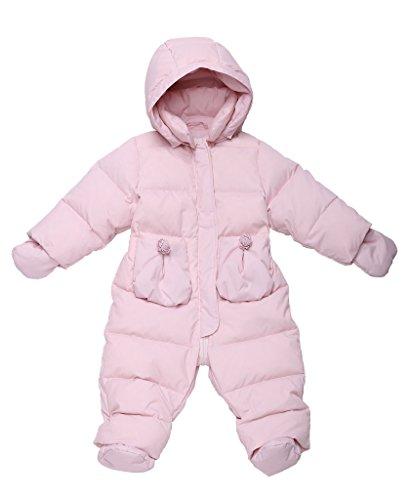 oceankids-bb-garons-bbs-filles-rose-habineige-nautique-capuche-amovible-poche-patch-9-12-mois