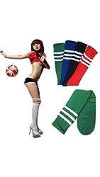 ELECTROPRIME Hot Soccer Baseball Football Basketball Sport Over Knee Ankle Men Women Socks