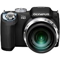 Olympus SP-720UZ Appareil photo 14 Mpix Zoom optique 26x Noir