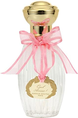 Quel Amour by Annick Goutal 3.4 oz / 100 ml (EDP) Eau Parfumee Spray For Women Brand New In Retail Box by Annick Goutal