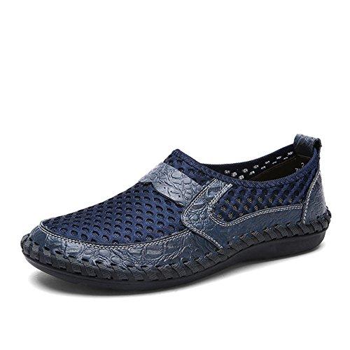 Réseau de summer chaussure respirante masculin/ Version coréenne des chaussures trou creux/Les souliers/Chaussures à semelle souple A