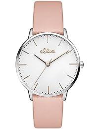 s.Oliver Damen-Armbanduhr SO-3443-LQ