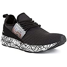 Emporio Armani EA7 Chaussures Baskets Sneakers Homme s2000 Noir 43ae63b32959