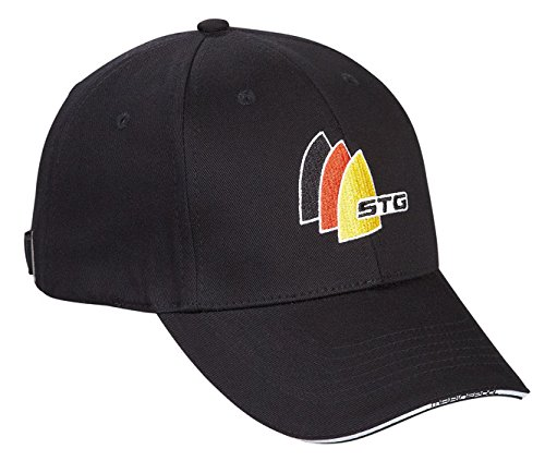 Marinepool Cap STG Promo, Black, One Size