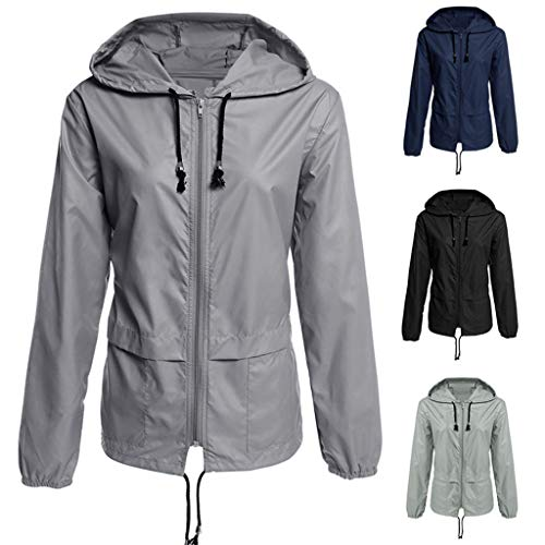 41zYRceF82L. SS500  - 99native@ Lightweight Showerproof Rain Jacket Outdoor,Unisex Plain Rain Coat Jacket Water Proof Hooded Adults,Hooded…