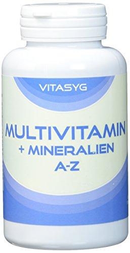 Vitasyg Multivitamin Tabletten - 100 Tabletten (100 Multivitamin Tabletten)