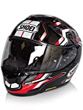 Shoei Motorradhelm Gt Air Bounce Tc-1 Rot (X-Large, Rot)