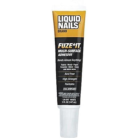 PPG Inc Liquid Nails Liquid Nails Fuze