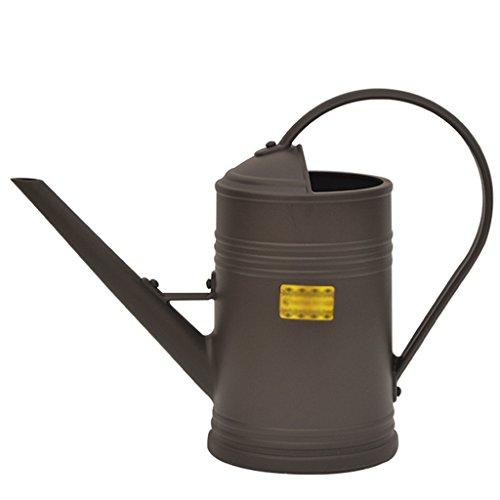 Wddwarmhome Réservoir d'arrosage 1.5L de résine de bidon d'enfant de ménage de bouteille de jet d'enfant ( Couleur : Marron )