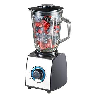 Rosenstein-Shne-Mixer-Glas-Standmixer-6-Klingen-7-Modi-Ice-Crush-600W-15l-Profi-Clean-Glasmixer