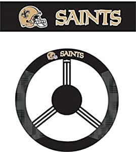New Orleans Saints Couvre volant NFL Football Team Logo Poly Mesh