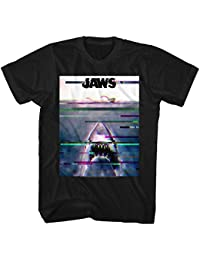 Jaws - Mens Glitchy T-Shirt