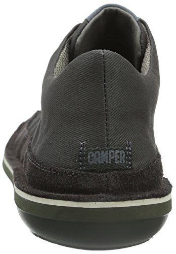 Camper Beetle, Sneakers Hautes homme Gris (Dark Gray 001)