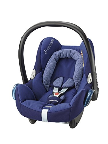 Maxi-Cosi Cabriofix - Silla de coche, grupo 0+, color azul