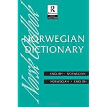 Norwegian Dictionary: Norwegian-English, English-Norwegian (Routledge Bilingual Dictionaries)