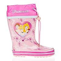 Disney Girl Wellington Boots 306267 Unico