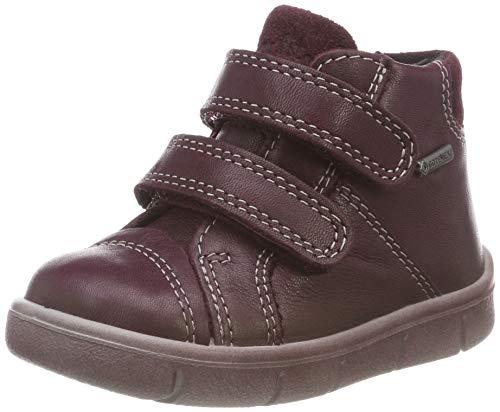 superfit Baby Mädchen Ulli_800423 Gore-Tex Sneaker, Rot (Rot 50), 23 EU