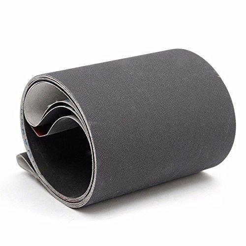 CHENXI Shop 3Stück 6008001000Körnung 100x 900mm Siliziumkarbid Schleifbänder