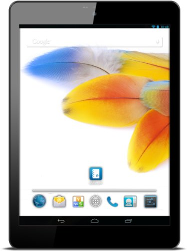 Odys Connect 8+  20 cm (7,9 Zoll) Tablet-PC (4x1,3 GHz Quad Core Prozessor MTK 8382, 1GB DDR III RAM, 8GB Flash HD, GPS/AGPS, UMTS (3G), HD Display (1024 x 768), 8GB HDD, Micro SD, BT 4.0, Android 4.2.x,OTA) schwarz