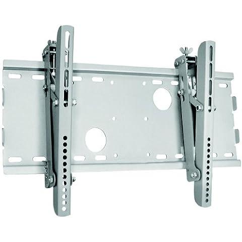 Monte-it! Nuevo Universal inclinación ajustable de inclinación de pared para TV de Plasma - plata - (max, 60,96 cm - 37 pulgadas pulgada *) VESA 450 x 250 max * Sanyo DP26670 DP26649 DP32640 DP32649 DP32670