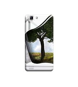 EPICCASE Premium Printed Back Case Cover With Full protection For vivo X5 (Designer Case)