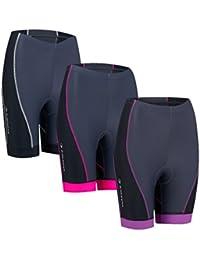 Tenn Ladies Viper 8 Panel Padded 2.0 Cycling Shorts