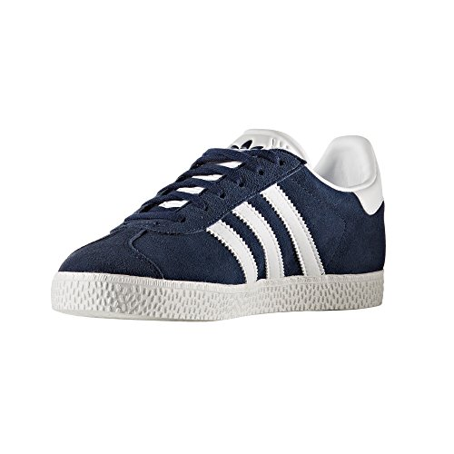 Chaussures Femmes Adidas Gazelle Rose Et Bleu Chaussures De Sport Collegiate Navy / Ftwr White