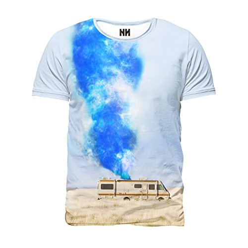 Noorhero t-shirt uomo - breaking bad