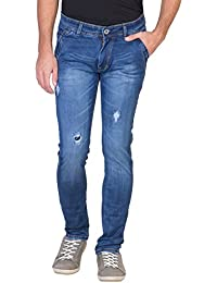 Spanish Men's Slim Fit Stretchable Jeans