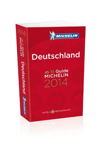 Guide MICHELIN Allemagne 2014 par Collectif Michelin