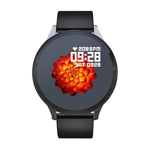 Smart Watch, Smartwatch, Sport Smart Watch, wasserdichte Outdoor-Uhr, mit Multifunktionsmodus, für das Tracking Laufen, Wandern der Herzfrequenz, Fitness-Training mit Monitor (Herzfrequenz-monitor Wandern)
