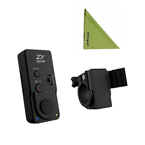 Zhiyun ZW-B02 Wireless Remote Control for Zhiyun Rider-M Crane Crane-M Crane 2 Crane Plus Smooth-2 Smooth-3 Smooth-Q Gimbal Stabilizer (Control Remote Crane)