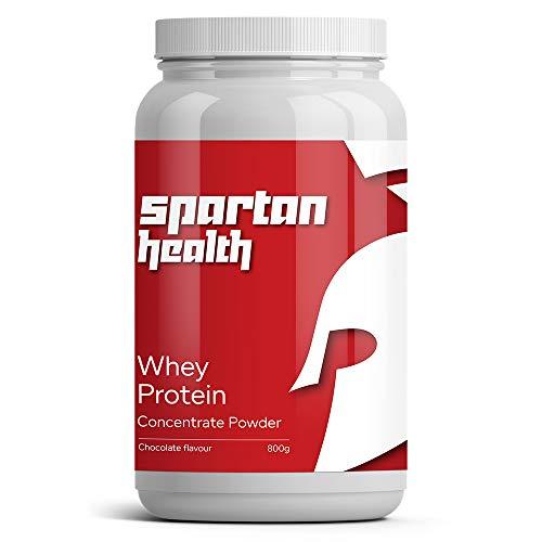 SPARTAN HEALTH -Protein-Pulver GYM ERNÄHRUNG MUSCLE BUILDING HIGH POWER -