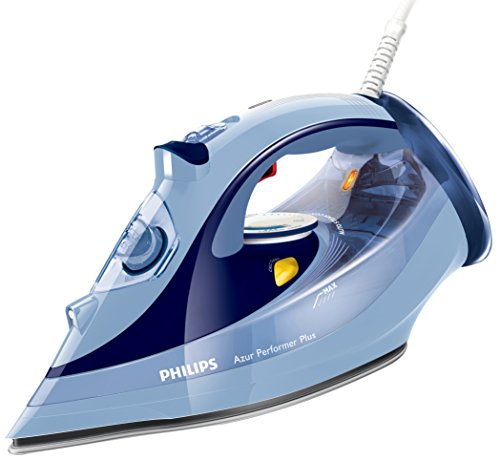Philips GC4521/20 - Plancha de vapor, potencia 2600 W, vapor continuo 50 g/min, suela cerámica con refuerzo de titanio T-IonicGlide