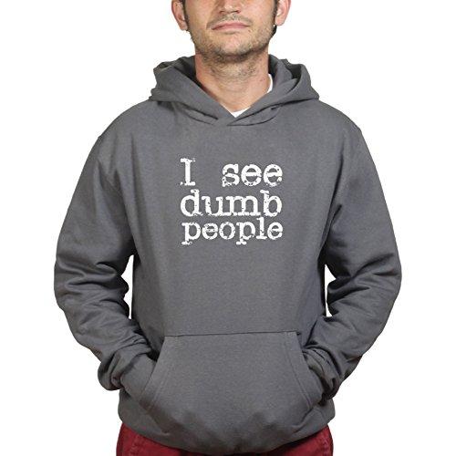 I See Dead Dumb People Funny Kapuzenpullover