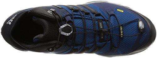 adidas Terrex Fast R Mid Gtx, Chaussures Multisport Outdoor homme Black
