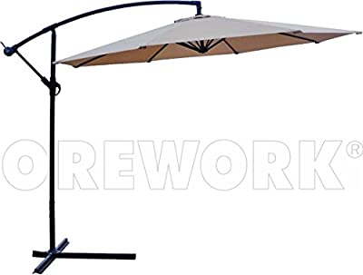 SOMBRILLA / PARASOL OREWORK SUPER 3 m 48 mm