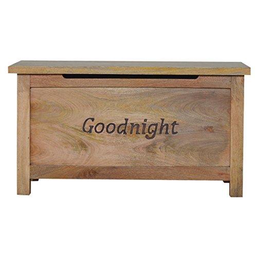 Artisan Decke Box, Holz, Eiche natur Finish
