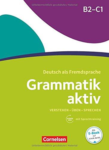 Grammatik Aktiv B2-C1 por Aa.Vv.