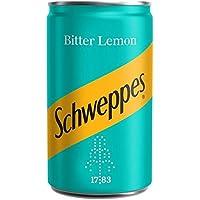 Schweppes Bitter Lemon Mini puede 150ml