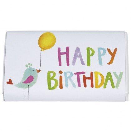 Rannenberg & Friends Schokolade Happy Birthday