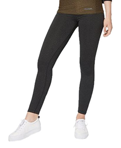 Bench Damen Baddah N Leggings, Dark Grey Marl, M