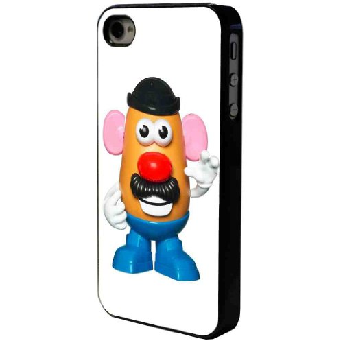 mr-potato-head-design-iphone-4-4s-case-back-cover-metall-und-kunststoff