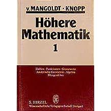 Höhere Mathematik I/ IV. Eine Einführung für Studierende und zum Selbststudium. Gesamtausgabe Band 1-4.