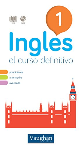 Curso de inglés definitivo 1 por Richard Vaughan