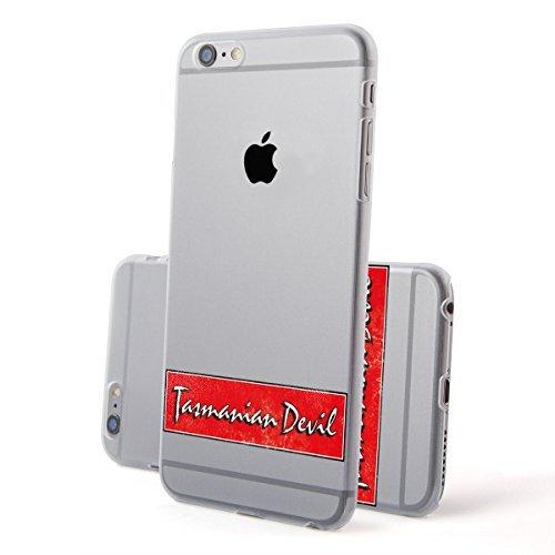 "Hardcase Looney Tunes ""Taz Série"" - Tornade rouge, Iphone 6 Plus/6S Plus Tasmanian Devil Text"