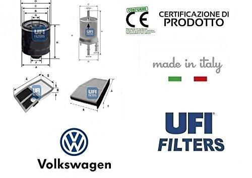 Preisvergleich Produktbild UFI Filter VW Golf V 1.416V 59kW