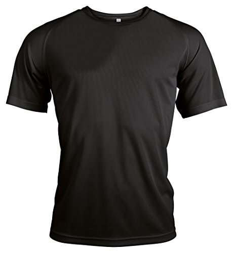 Quick Drying Breathable Short Sleeve Sports T-Shirt Test